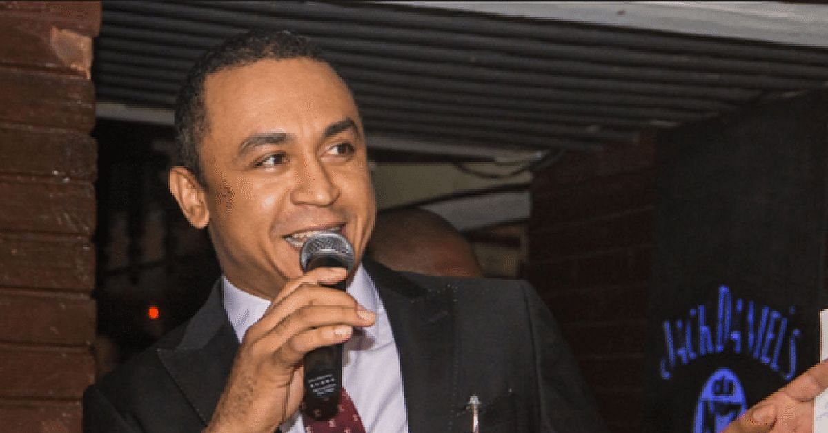 Daddy Freeze Calls For Mercy's Disqualification Too