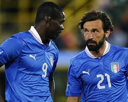 Pirlo Backs Mario Balotelli For Italy National Team Recall