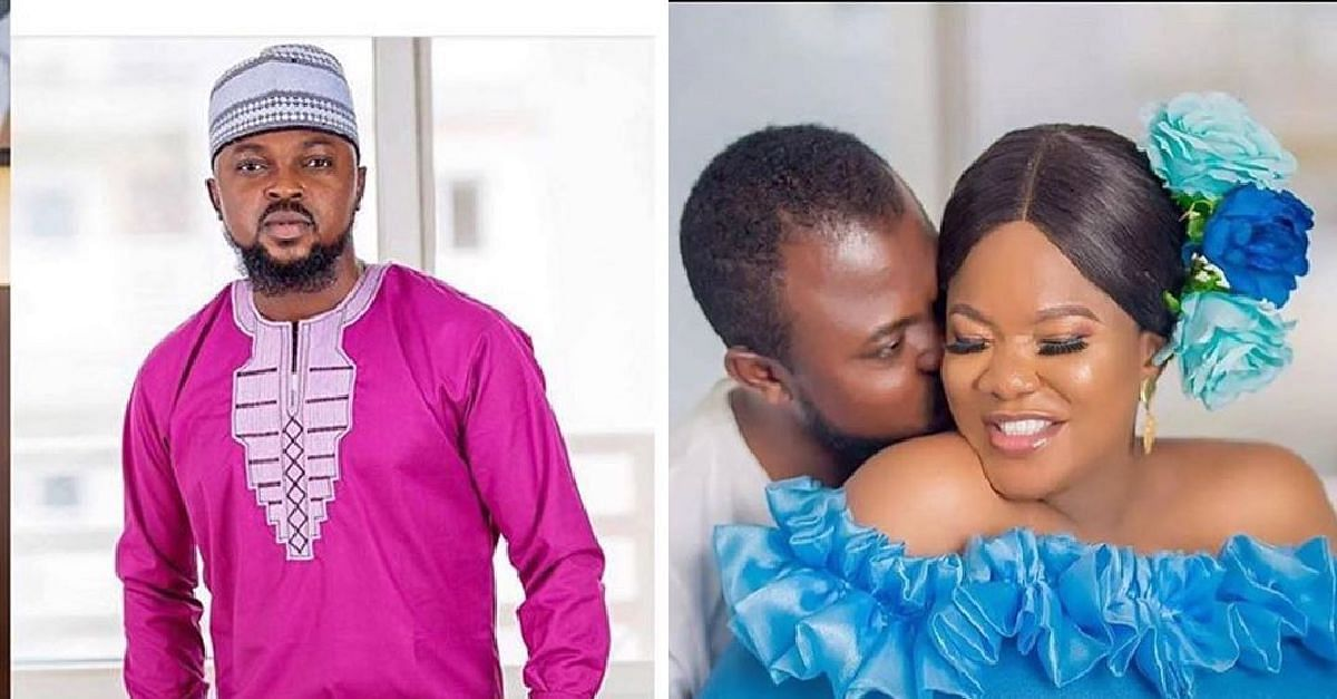 Toyin Abraham's Husband Breaks Silence Over Lizzy Anjorin's Allegations