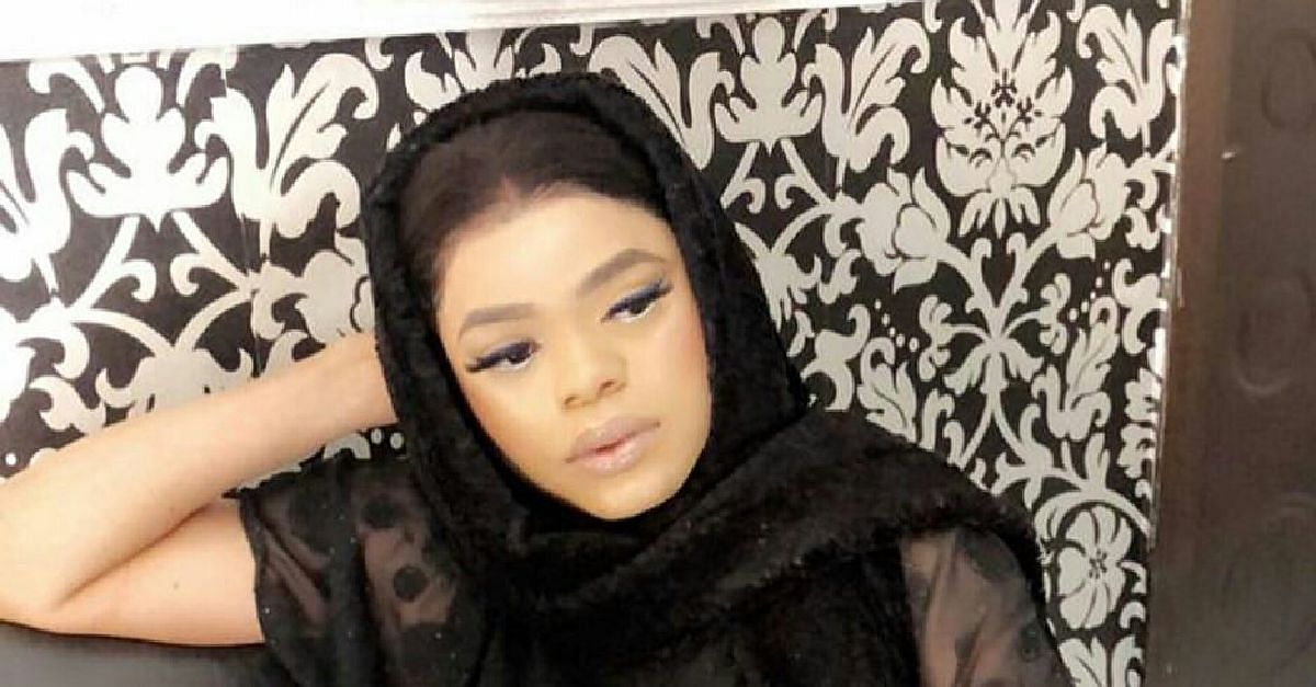 Fans Discover Fraud Surrounding Bobrisky's Failed Birthday Party