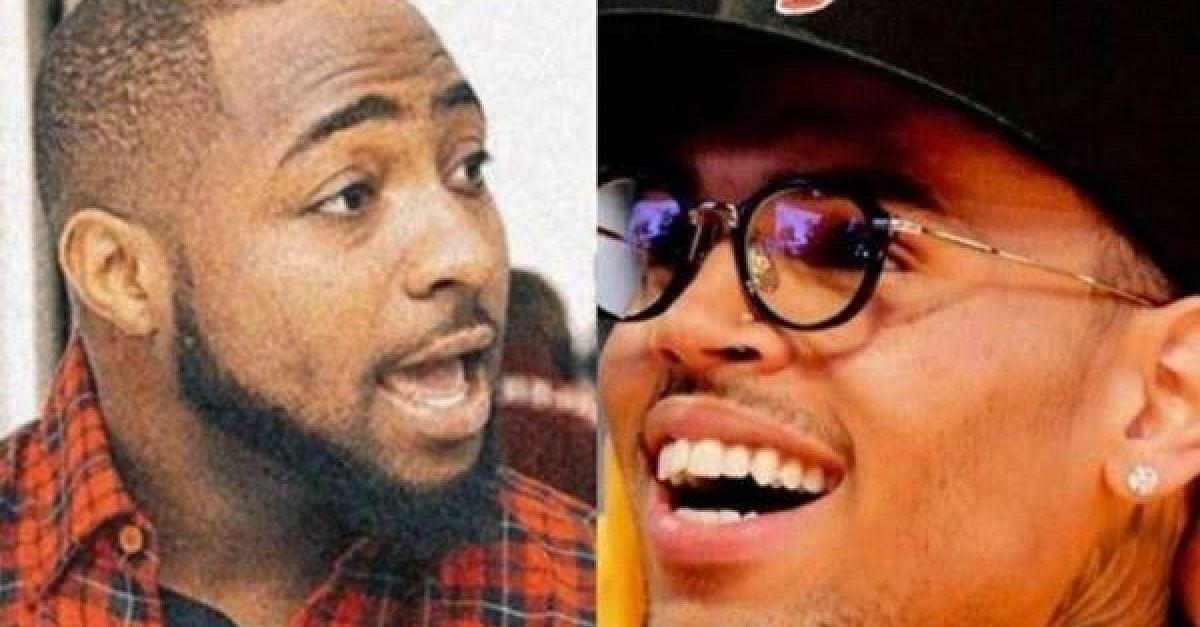 Chris Brown Wants To Be One Of Davido's Groomsmen