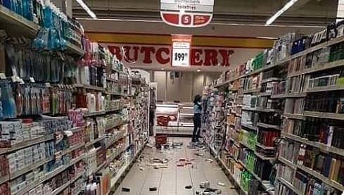 Xenophobia: Protesters Rampage Through Shoprite, Pep, Others