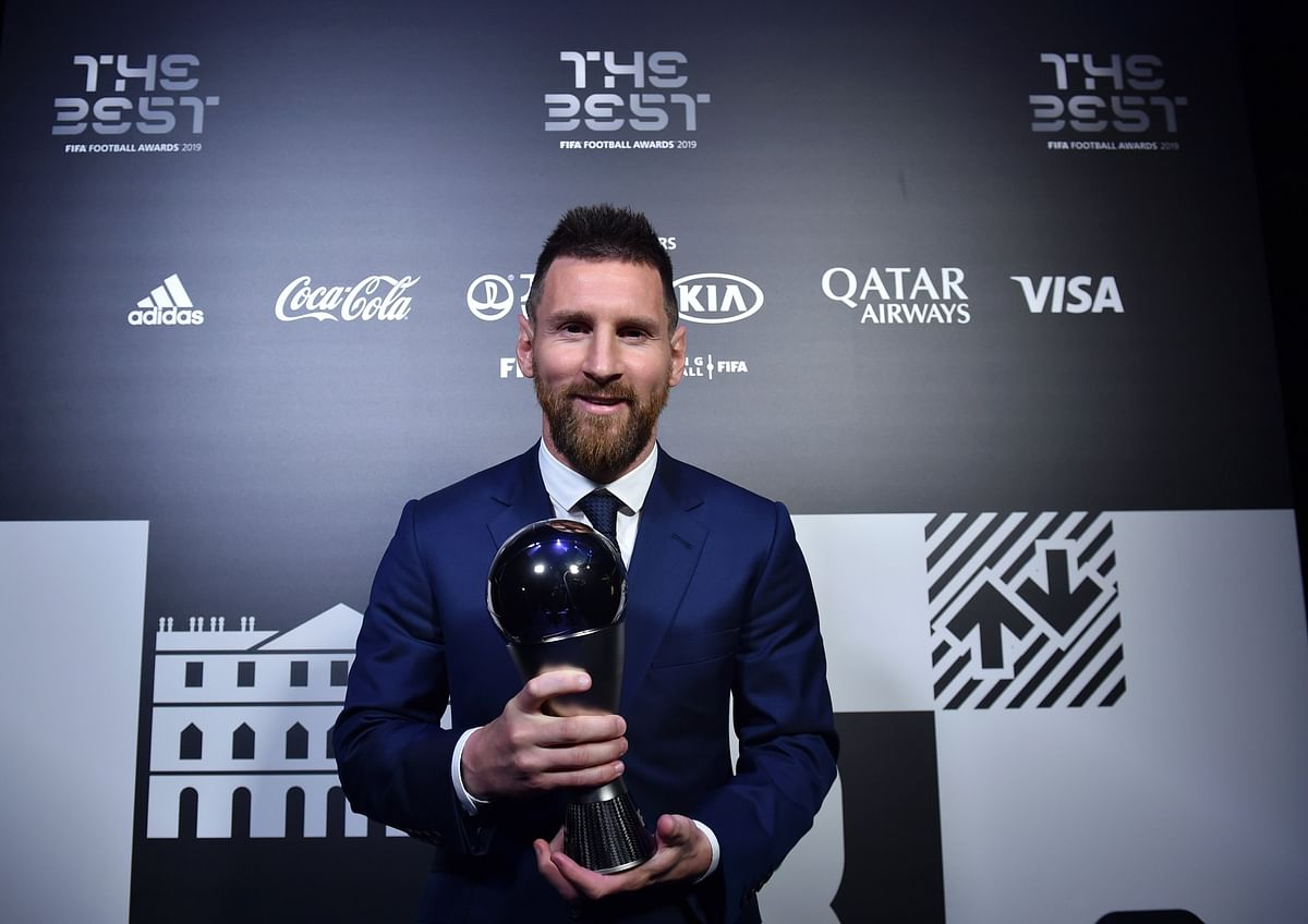 Lionel Messi Wins Record Sixth FIFA Player Of The Year Award