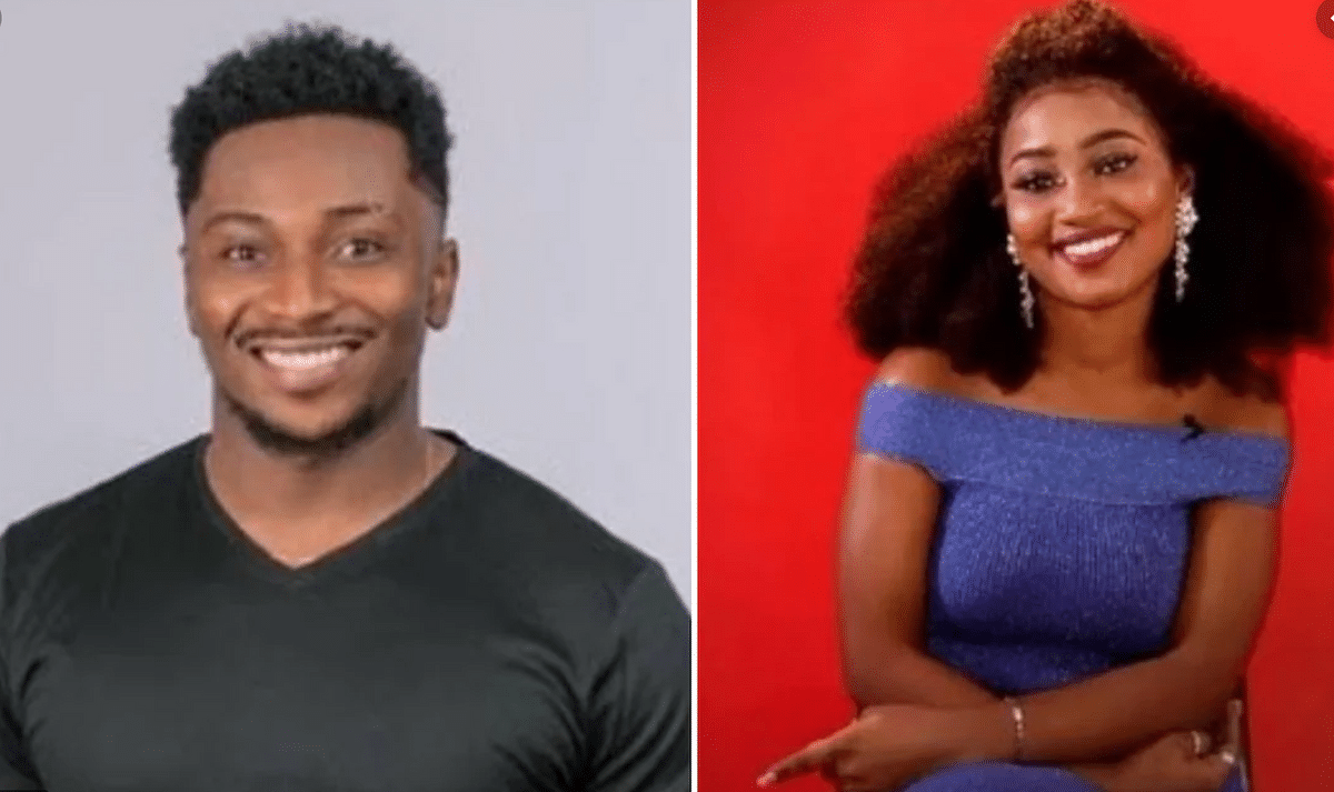 BBNaija Season 4: Esther And Sir Dee Evicted From The House