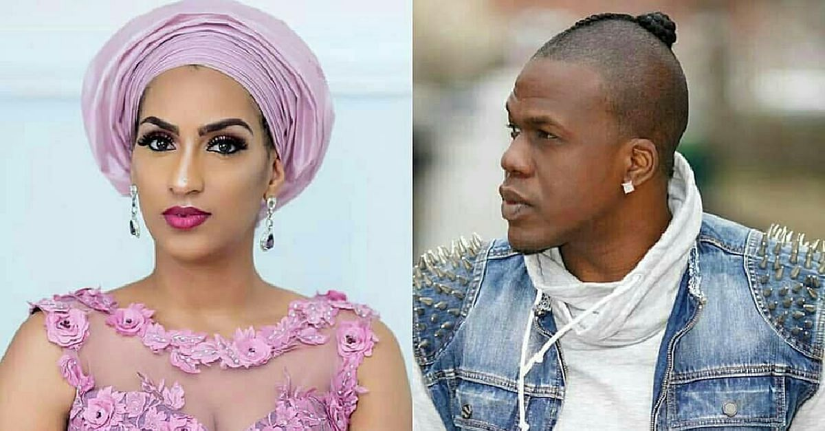 Juliet Ibrahim Insults Ex, Iceberg Slim, Says His Manhood Is Small