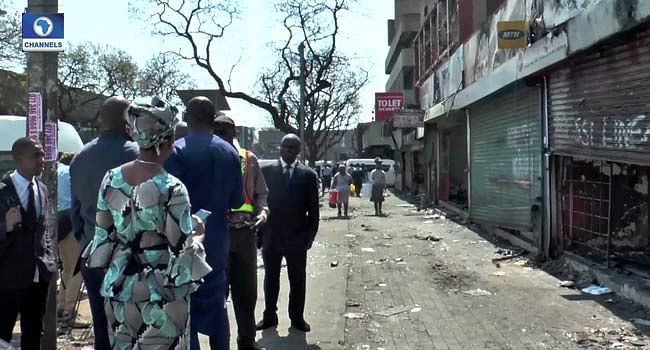Xenophobia: 300 Nigerians Ready For Evacuation From South Africa
