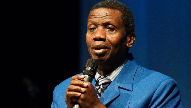 Coronavirus Is God's Way Of Showing The World Control - Adeboye