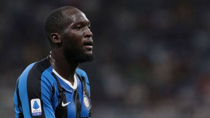 Romelu Lukaku of Inter Milan