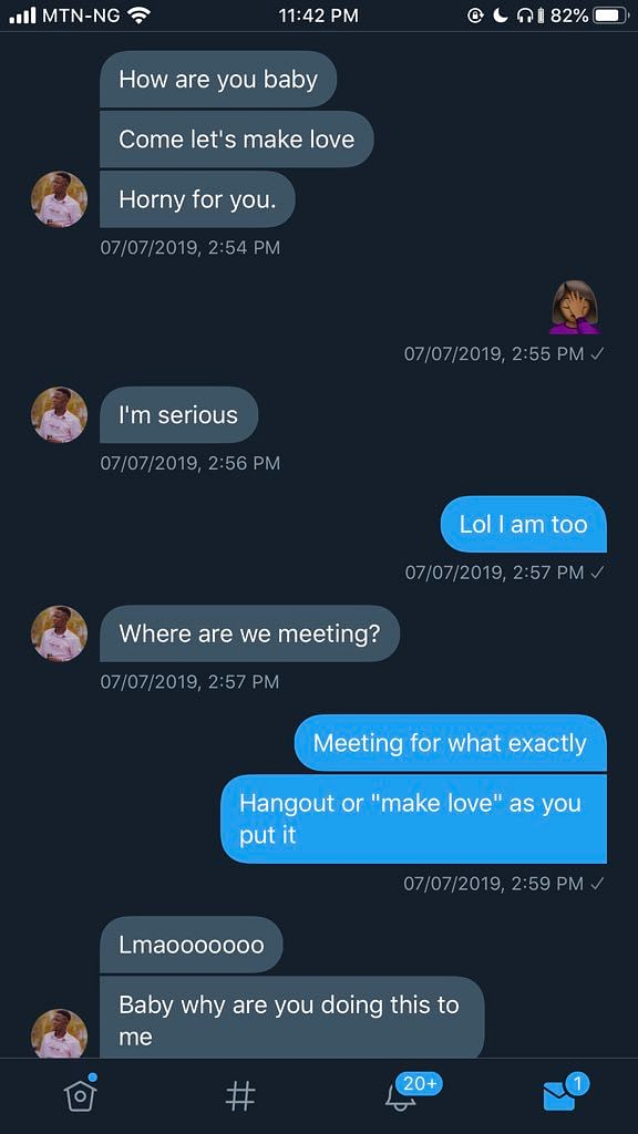 Liberation Sex: Things Get Messy Between Twitter Influencers YettyClassy And Ayo FBI