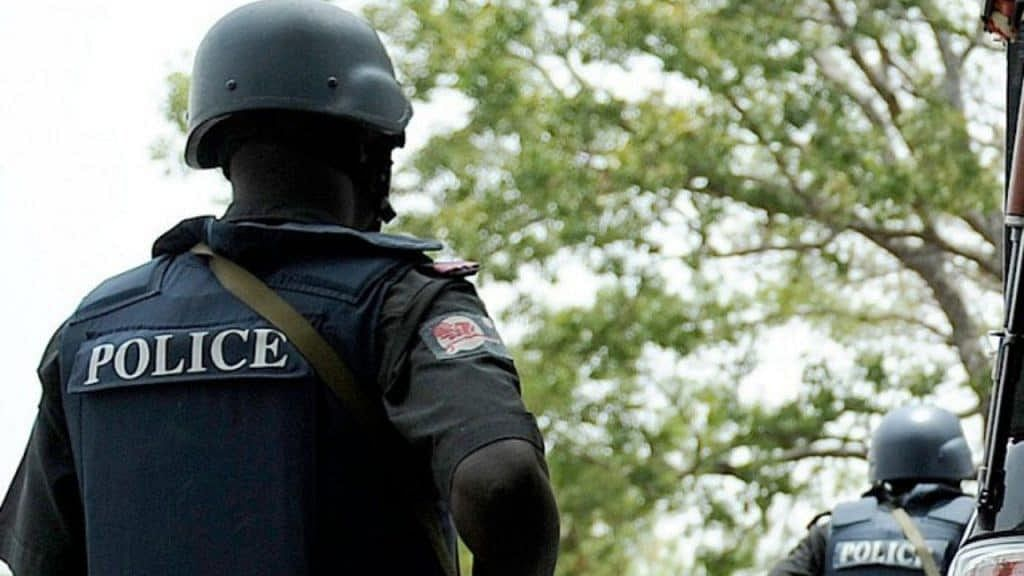 Policemen Apprehend EKSU Student For Stabbing Boyfriend To Death
