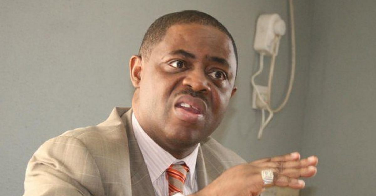 Fani-Kayode To Tunde Bakare: You Are A Liar, You Can't Succeed Buhari