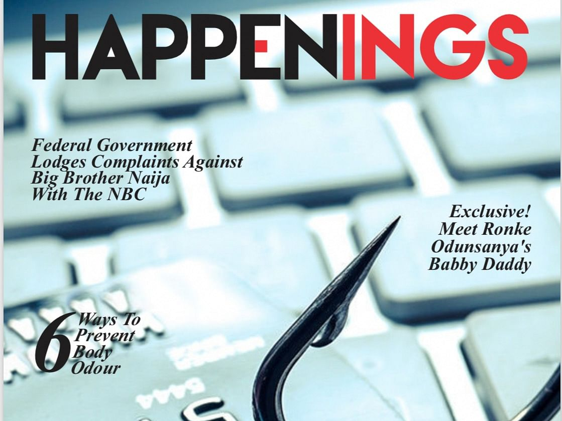 Happenings Newsletter: The Indictment of 77 Nigerians Exposes Our Moral Bankruptcy