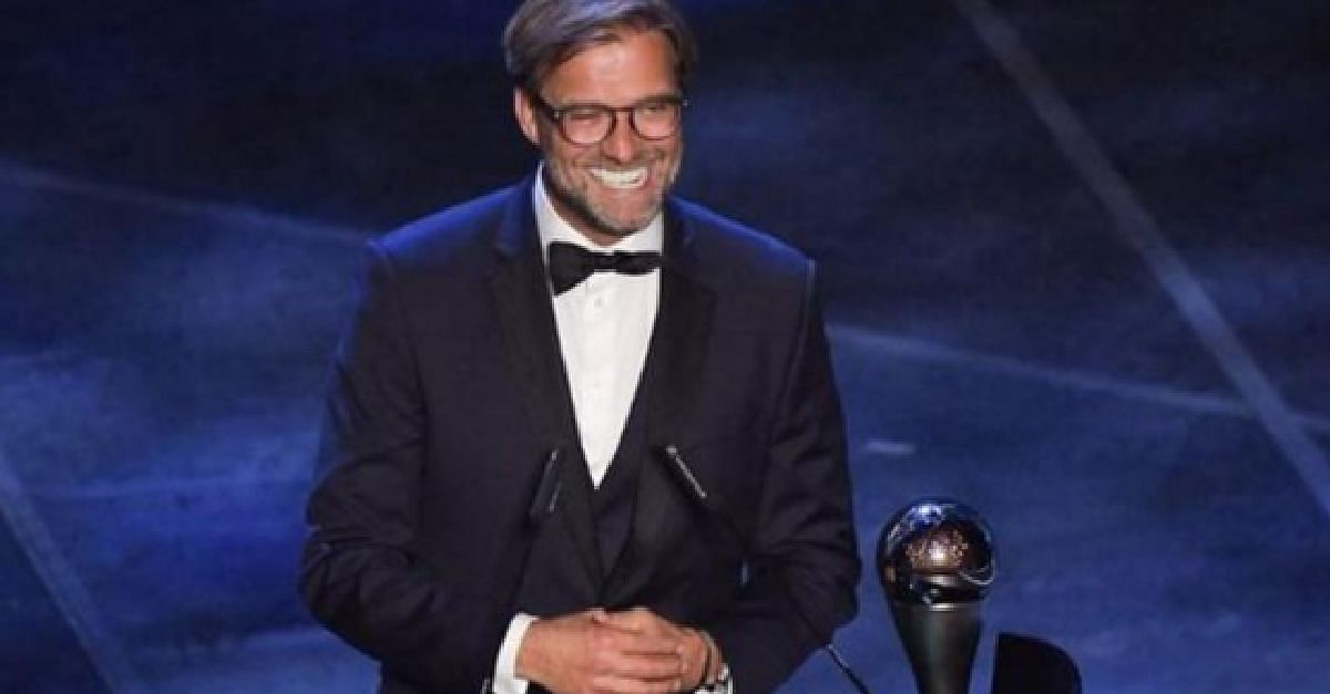 FIFA The Best Awards: Jurgen Klopp's Speech After Winning Men's Coach Of The Year