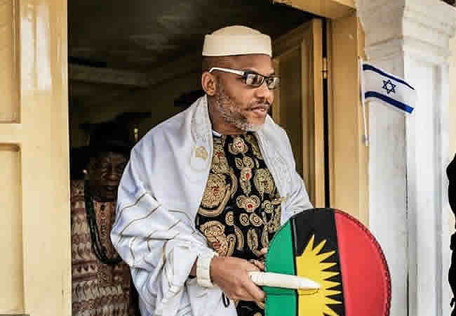 """Tell Buhari To Release Sowore,"" Kanu Urges UN"