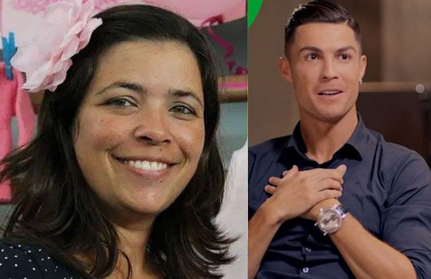 Cristiano Ronaldo Finds The Woman Who Gave Him Burgers As A Child