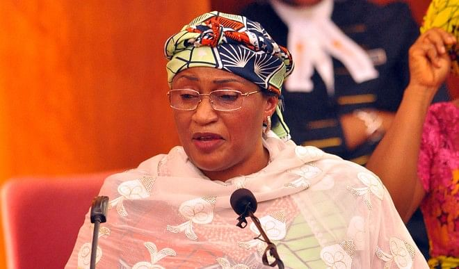 Former Minister, Aisha Alhassan, Defects To PDP
