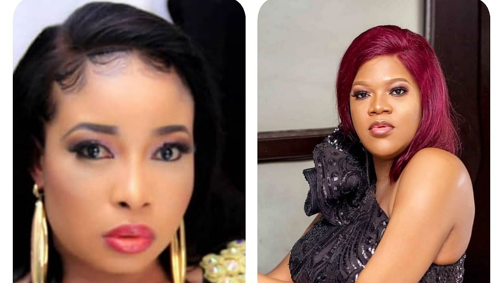The War Between Toyin Abraham and Lizzy Anjorin Takes a Climatic Turn