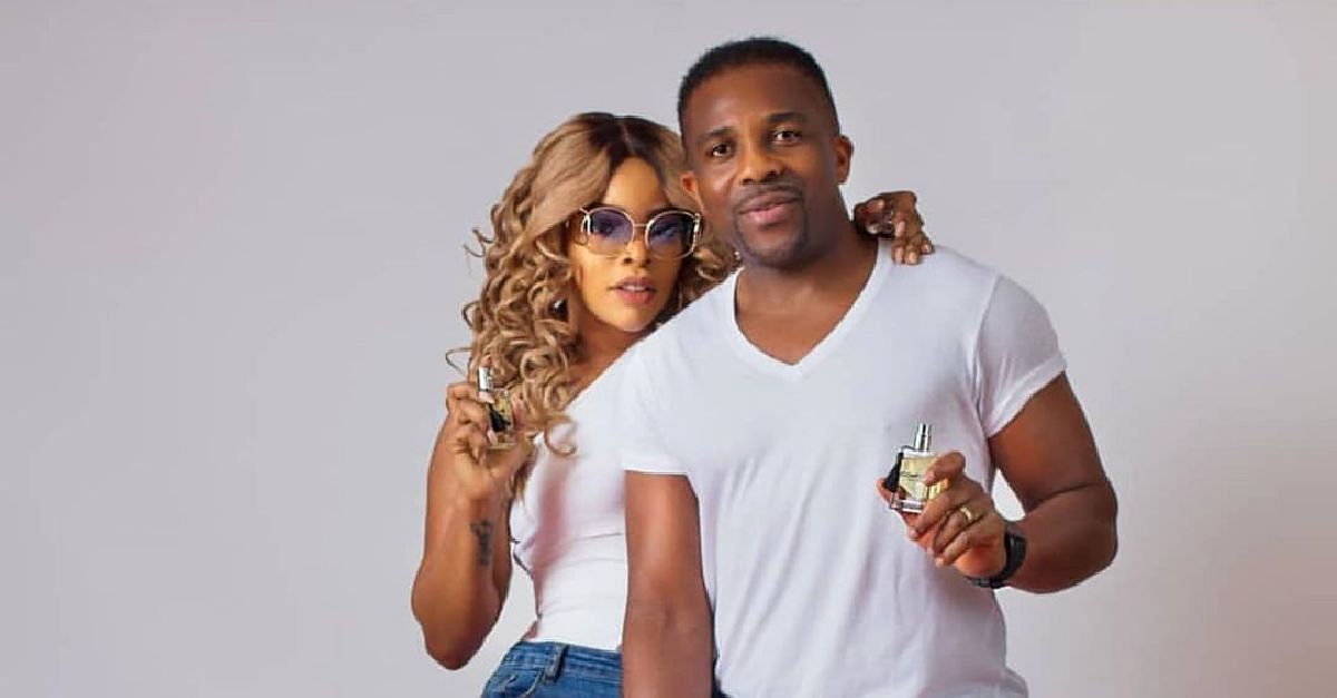 Laura Ikeji Debunks Rumours Of Separation From Husband
