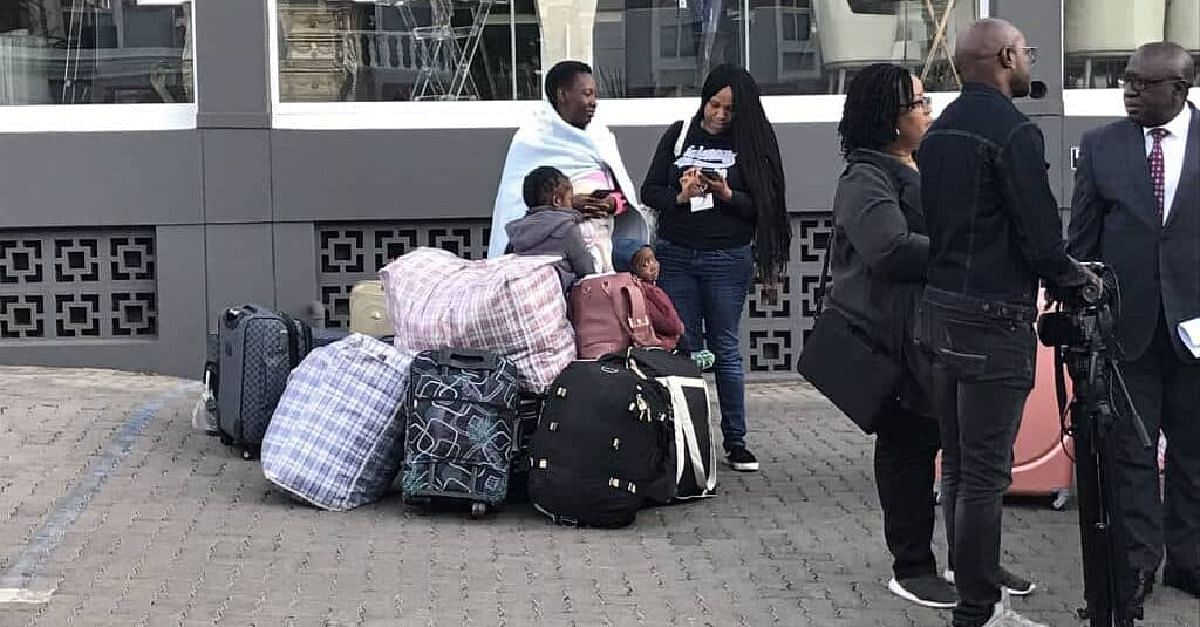 Xenophobia: Second Batch of Nigerian Returnees Depart South Africa