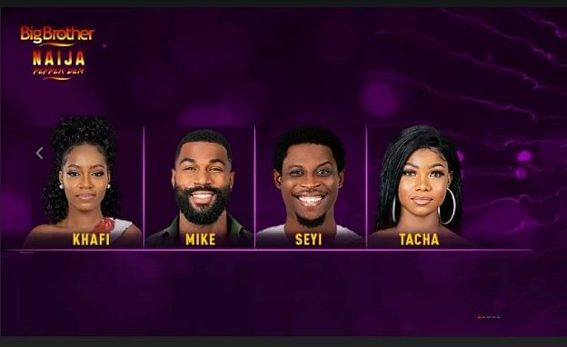 Revealed! How BBNaija Fans Voted For Nominated Housemates