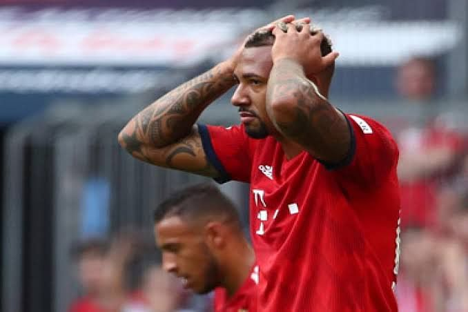 Bayern's Boateng Charged With Assault On Former Partner