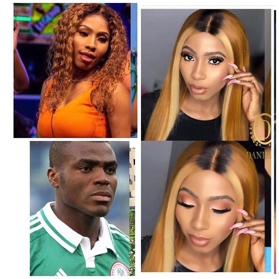 Footballer, Emenike, Got Married While We Were Still Dating - BBNaija's Mercy