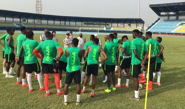 Gernot Rohr Names 23 Super Eagles Stars To Battle Brazil