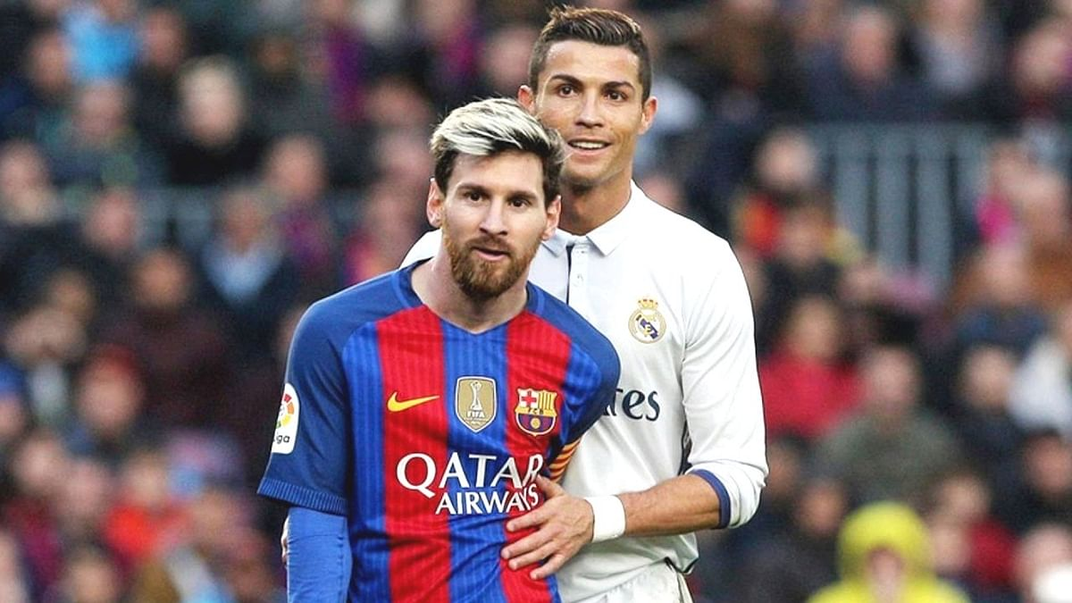 Messi Not Friends With Ronaldo But Would Accept Dinner Date