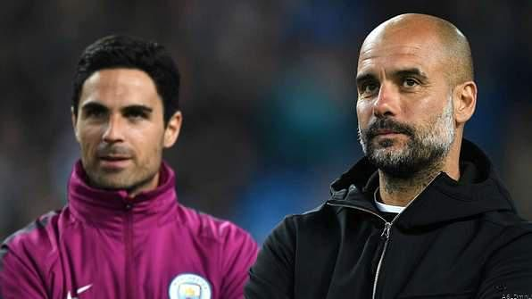 Guardiola Is Sure Mikel Arteta Will Succeed Him At Man City