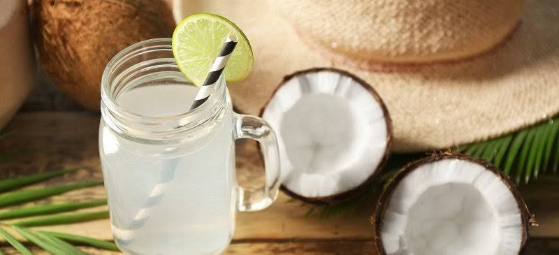 5 Health Benefits Of Coconut Water