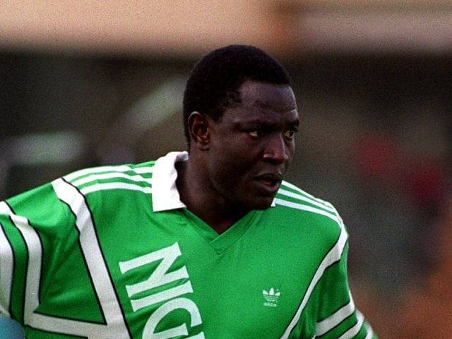 Segun Odegbami On Why He Thinks Rashidi Yekini Could Have Been Murdered