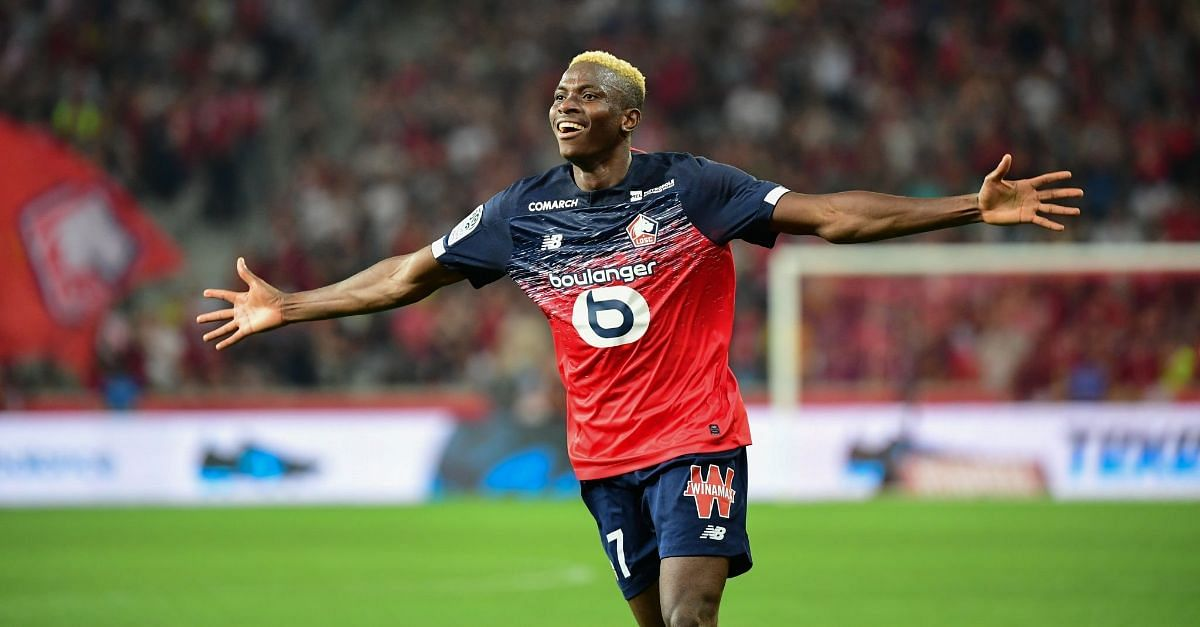 Victor Osimhen Scores And Assists As Lille Defeat Strasbourg 2-0