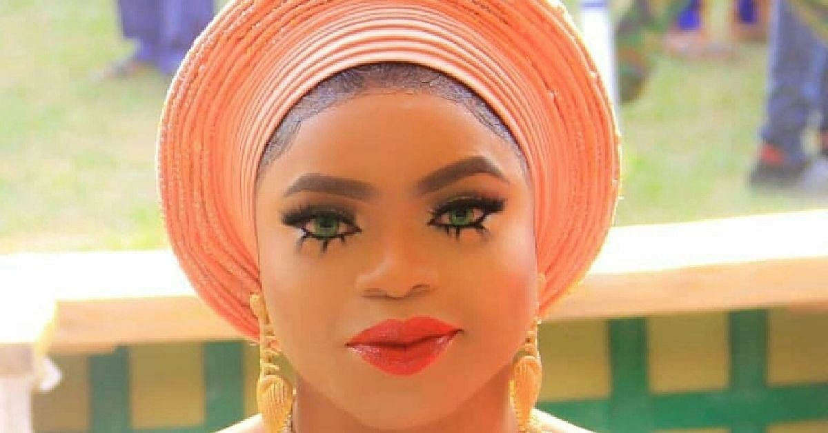 Bobrisky On The Run As Police Storm And  Seal Venue Of Birthday Party