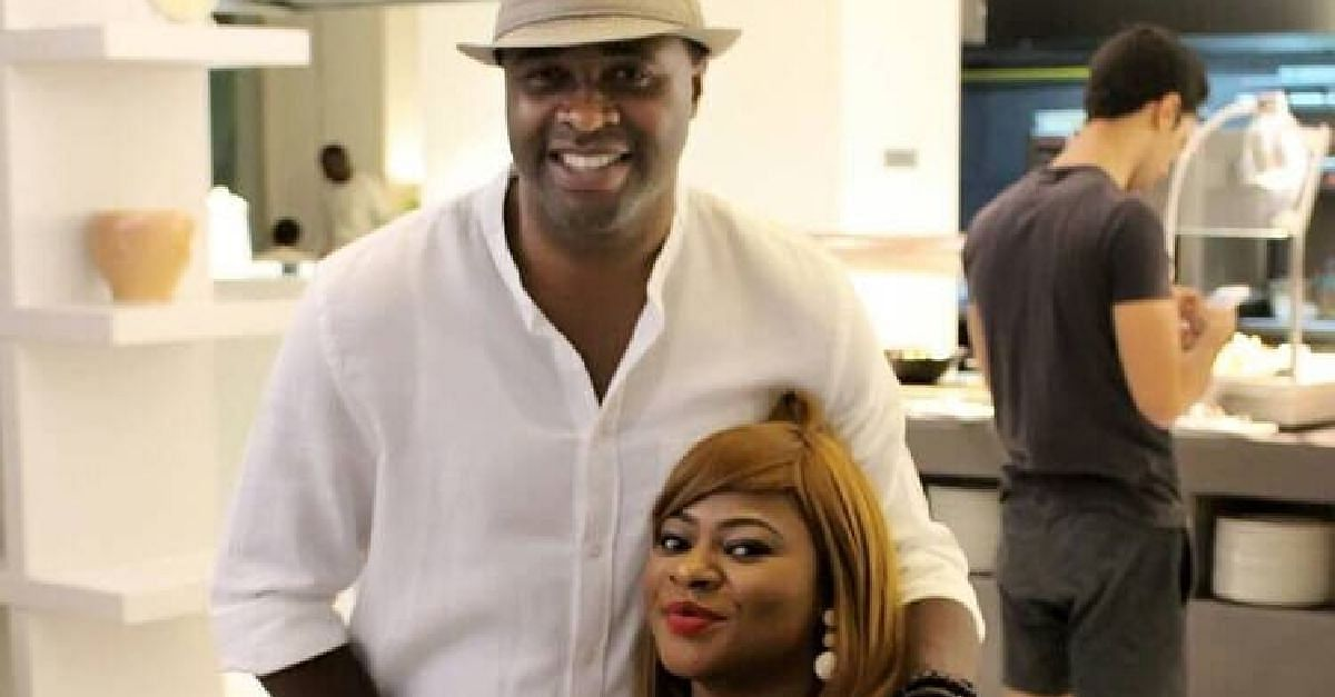 Femi Adebayo Writes Heartwarming Message To Wife On Her Birthday
