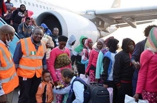 Returnees From Libya