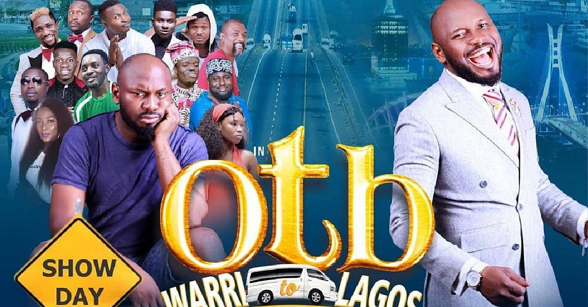 Lagos Stood Still At The OTB Warri To Lagos Musical Stage Play