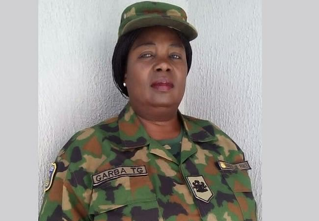 NAF Names First Female Air Warrant Officer