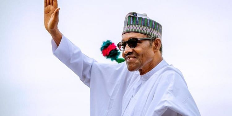 Buhari Returns Home After Three-Day Summit In Russia