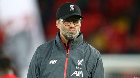 The English Football Media Wants To Help Man United - Klopp