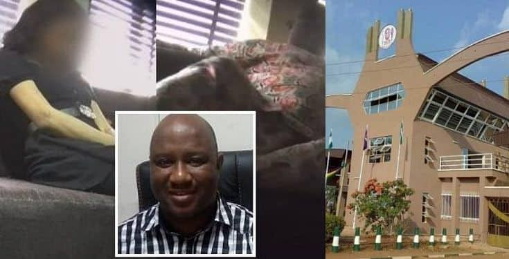 Sex For Grades: Some Girls Want 'Sexually Transmitted Degree' - UNIBEN Professor Defends Lecturers(VIDEO)