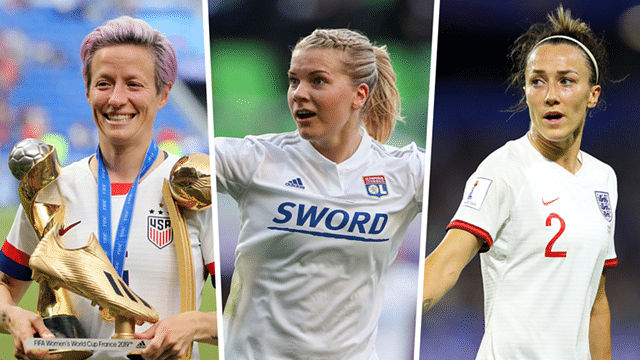 Women's Ballon d'Or: Rapinoe, Hegerberg,  Bronze And 17 Others Shortlisted For The Award