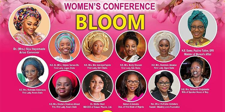 Women's Conference banner