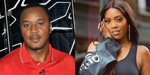 Charles Anazodo Dragged On Twitter For Calling Out Tiwa Savage Over Greetings
