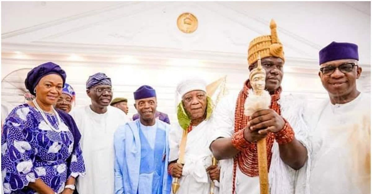 Osun Agog As Adebutu Becomes Odole Oodua Of Ile-Ife