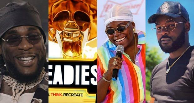 Rema, Teni, Falz, Burna Boy Win At The 2019 Headies Awards (See Full List)
