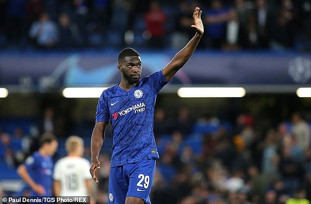 It Was Tough Choosing England, But Nigeria Never Called Me – Fikayo Tomori (Video)