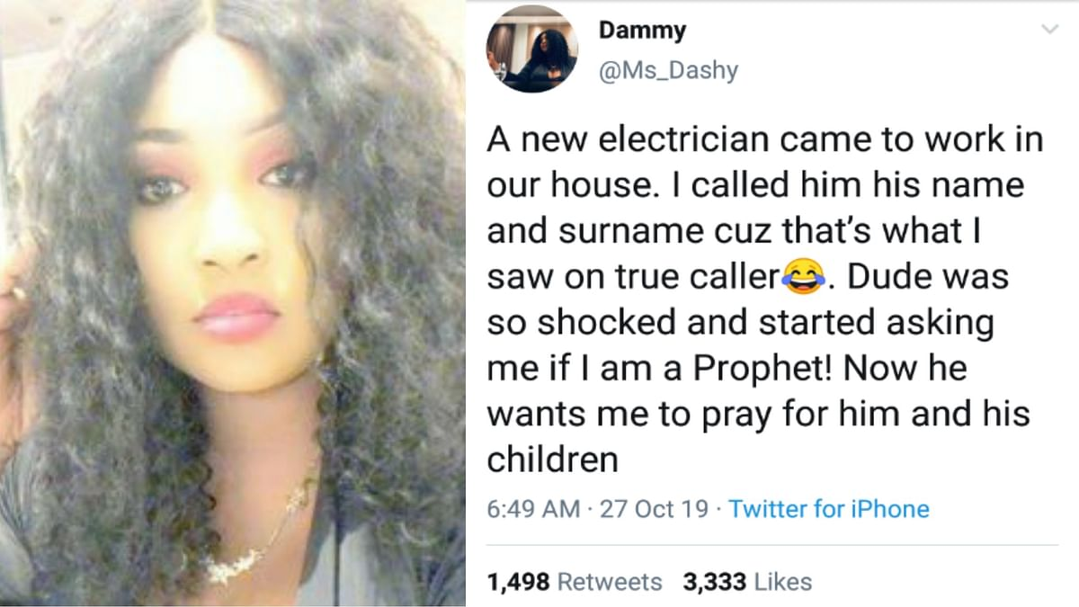 See The Hilarious Reason An Electrician Rejected His Payment