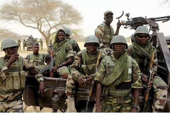 Nigerian Army Arrests Eight Foreign Nationals Working For Boko Haram