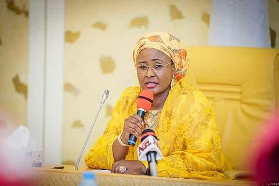 Aisha Buhari Condemns Sexual Harassment Against Students