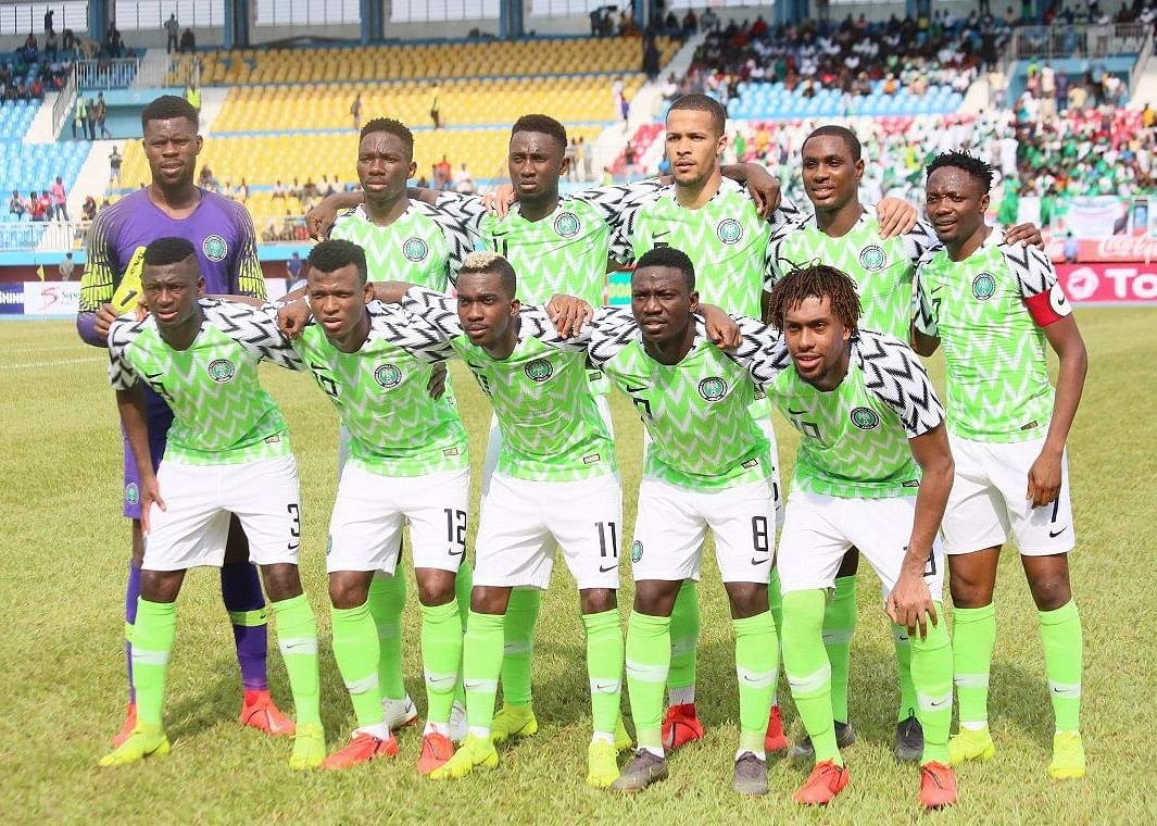 Super Eagles Ranked 19th Most Valuable National Team In The World